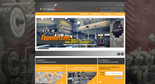 "website of the ""fitness plus"" Gym"