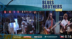 Tv trailer of a Blues brothers Live